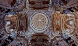 Cupola_da_Basilica_do_Convento_de_Mafra-by-Igor-Zyx